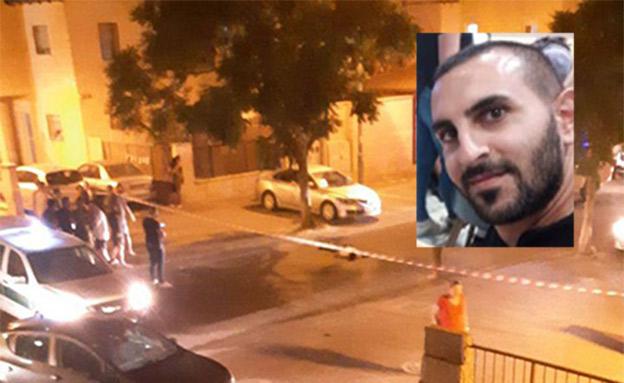 Yotam Ovadia hy»d, 31 ans, est la victime de l'attentat au couteau dans le Yichouv Adam